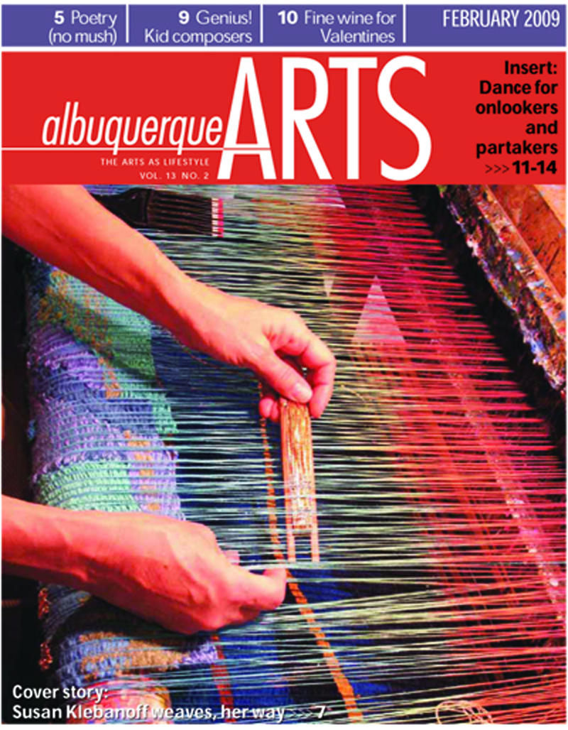 Albuquerque Arts Magazine